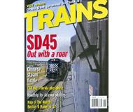 """модель Horston 19552-85 Журнал """"TRAINS"""". Номер 6 / 2005. На английском языке."""