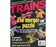 """модель Horston 19553-85 Журнал """"TRAINS"""". Номер 7 / 2005. На английском языке."""