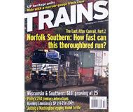 """модель Horston 19556-85 Журнал """"TRAINS"""". Номер 10 / 2005. На английском языке."""