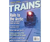 """модель Horston 19558-85 Журнал """"TRAINS"""". Номер 12 / 2005. На английском языке."""