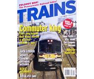 """модель Железнодорожный Моделизм 19560-85 Журнал """"TRAINS"""". Номер 2 / 2006. На английском языке."""
