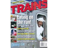 """модель Железнодорожный Моделизм 19562-85 Журнал """"TRAINS"""". Номер 4 / 2006. На английском языке."""