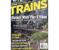 """модель Железнодорожный Моделизм 19563-85 Журнал """"TRAINS"""". Номер 5 / 2006. На английском языке."""
