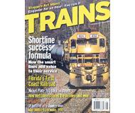 """модель Железнодорожный Моделизм 19564-85 Журнал """"TRAINS"""". Номер 6 / 2006. На английском языке."""