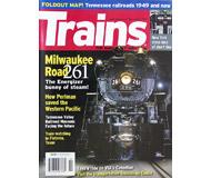 """модель Железнодорожный Моделизм 19579-85 Журнал """"TRAINS"""". Номер 9 / 2007. На английском языке."""