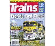 """модель Железнодорожный Моделизм 19580-85 Журнал """"TRAINS"""". Номер 10 / 2007. На английском языке."""