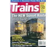 """модель Железнодорожный Моделизм 19581-85 Журнал """"TRAINS"""". Номер 11 / 2007. На английском языке."""