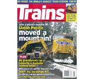 """модель Horston 19589-85 Журнал """"TRAINS"""". Номер 8 / 2008. На английском языке."""