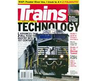 """модель Horston 19592-85 Журнал """"TRAINS"""". Номер 11 / 2008. На английском языке."""