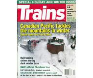 """модель Horston 19593-85 Журнал """"TRAINS"""". Номер 12 / 2008. На английском языке."""