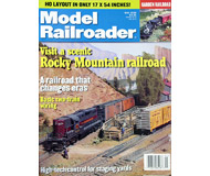 "модель ModelRailroader 19597-85 Журнал ""ModelRailroader"". Номер 5 / 1999. На английском языке."