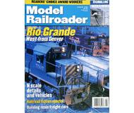"""модель Железнодорожный Моделизм 19600-85 Журнал """"ModelRailroader"""". Номер 8 / 1999. На английском языке."""