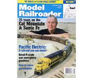 "модель ModelRailroader 19601-85 Журнал ""ModelRailroader"". Номер 9 / 1999. На английском языке."