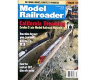 """модель Железнодорожный Моделизм 19602-85 Журнал """"ModelRailroader"""". Номер 10 / 1999. На английском языке."""