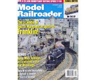 """модель Железнодорожный Моделизм 19604-85 Журнал """"ModelRailroader"""". Номер 12 / 1999. На английском языке."""