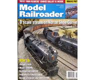 "модель ModelRailroader 19607-85 Журнал ""ModelRailroader"". Номер 3 / 2000. На английском языке."
