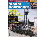"""модель Железнодорожный Моделизм 19608-85 Журнал """"ModelRailroader"""". Номер 4 / 2000. На английском языке."""