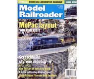 """модель Железнодорожный Моделизм 19610-85 Журнал """"ModelRailroader"""". Номер 6 / 2000. На английском языке."""