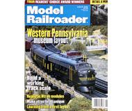 """модель Железнодорожный Моделизм 19612-85 Журнал """"ModelRailroader"""". Номер 8 / 2000. На английском языке."""