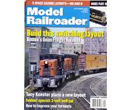 """модель Железнодорожный Моделизм 19613-85 Журнал """"ModelRailroader"""". Номер 9 / 2000. На английском языке."""
