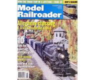 """модель Железнодорожный Моделизм 19615-85 Журнал """"ModelRailroader"""". Номер 11 / 2000. На английском языке."""