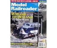 """модель Железнодорожный Моделизм 19616-85 Журнал """"ModelRailroader"""". Номер 12 / 2000. На английском языке."""