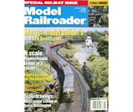 """модель Железнодорожный Моделизм 19617-85 Журнал """"ModelRailroader"""". Номер 1 / 2001. На английском языке."""