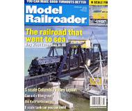 """модель Железнодорожный Моделизм 19618-85 Журнал """"ModelRailroader"""". Номер 2 / 2001. На английском языке."""