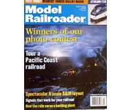 """модель Железнодорожный Моделизм 19619-85 Журнал """"ModelRailroader"""". Номер 3 / 2001. На английском языке."""