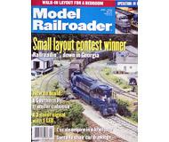 """модель Железнодорожный Моделизм 19620-85 Журнал """"ModelRailroader"""". Номер 4 / 2001. На английском языке."""
