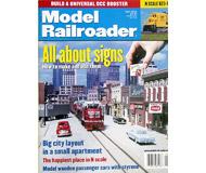 "модель ModelRailroader 19621-85 Журнал ""ModelRailroader"". Номер 5 / 2001. На английском языке."