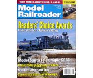 """модель Железнодорожный Моделизм 19624-85 Журнал """"ModelRailroader"""". Номер 8 / 2001. На английском языке."""
