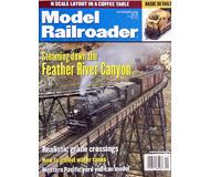 "модель ModelRailroader 19625-85 Журнал ""ModelRailroader"". Номер 9 / 2001. На английском языке."