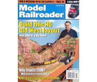 """модель Железнодорожный Моделизм 19629-85 Журнал """"ModelRailroader"""". Номер 1 / 2002. На английском языке."""