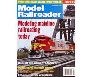"""модель Железнодорожный Моделизм 19630-85 Журнал """"ModelRailroader"""". Номер 2 / 2002. На английском языке."""