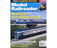 """модель Железнодорожный Моделизм 19631-85 Журнал """"ModelRailroader"""". Номер 3 / 2002. На английском языке."""