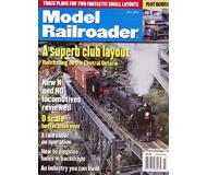 """модель Железнодорожный Моделизм 19635-85 Журнал """"ModelRailroader"""". Номер 7 / 2002. На английском языке."""