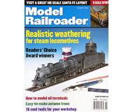 """модель Железнодорожный Моделизм 19636-85 Журнал """"ModelRailroader"""". Номер 8 / 2002. На английском языке."""
