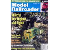 """модель Железнодорожные модели 19637-85 Журнал """"ModelRailroader"""". Номер 9 / 2002. На английском языке."""