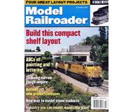 """модель Железнодорожный Моделизм 19638-85 Журнал """"ModelRailroader"""". Номер 10 / 2002. На английском языке."""