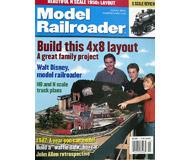 """модель Железнодорожный Моделизм 19641-85 Журнал """"ModelRailroader"""". Номер 1 / 2003. На английском языке."""