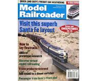 """модель Железнодорожный Моделизм 19642-85 Журнал """"ModelRailroader"""". Номер 2 / 2003. На английском языке."""