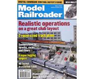 """модель Железнодорожный Моделизм 19643-85 Журнал """"ModelRailroader"""". Номер 3 / 2003. На английском языке."""