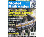 """модель Железнодорожный Моделизм 19644-85 Журнал """"ModelRailroader"""". Номер 4 / 2003. На английском языке."""