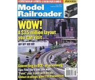 """модель Железнодорожный Моделизм 19646-85 Журнал """"ModelRailroader"""". Номер 6 / 2003. На английском языке."""