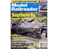 """модель Железнодорожный Моделизм 19648-85 Журнал """"ModelRailroader"""". Номер 8 / 2003. На английском языке."""