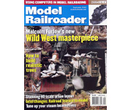 """модель Железнодорожный Моделизм 19649-85 Журнал """"ModelRailroader"""". Номер 9 / 2003. На английском языке."""