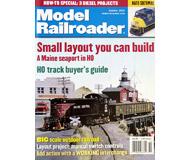 """модель Железнодорожный Моделизм 19650-85 Журнал """"ModelRailroader"""". Номер 10 / 2003. На английском языке."""