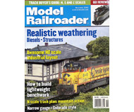 """модель Железнодорожный Моделизм 19651-85 Журнал """"ModelRailroader"""". Номер 11 / 2003. На английском языке."""