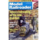 """модель Железнодорожный Моделизм 19652-85 Журнал """"ModelRailroader"""". Номер 12 / 2003. На английском языке."""
